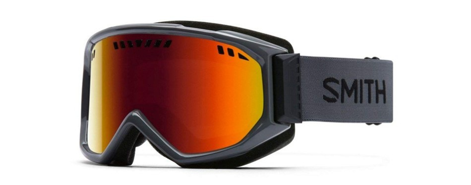 smith optics scope ski goggles
