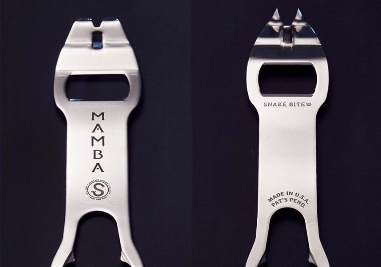 Snake Bite Co. Mamba Bottle Opener