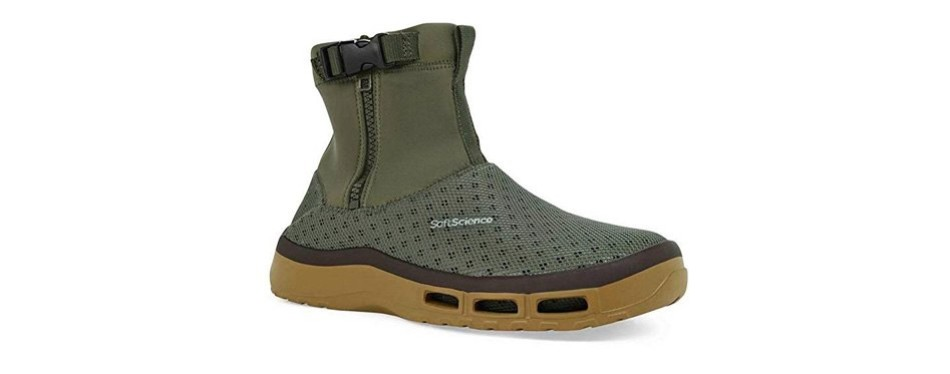 softscience the fin boot boating/fishing boots