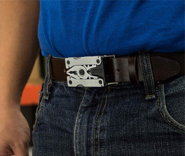 sog sync II multi tool belt buckle