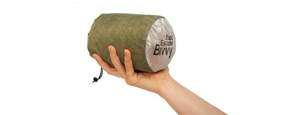 sol escape bivy sack