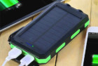 solar power bank portable charger