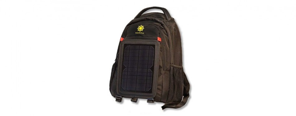 solargopack 10k solar powered backpack