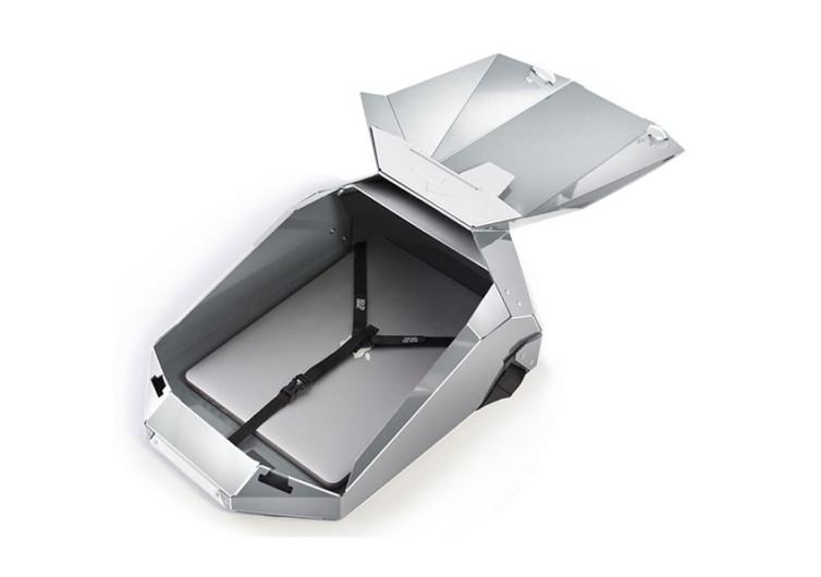 SOLID GRAY Aluminium