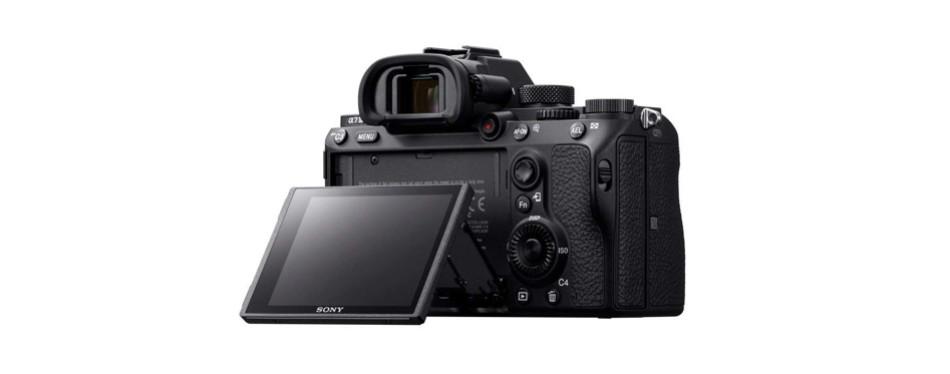 sony a7 iii full-frame mirrorless interchangeable-lens camera