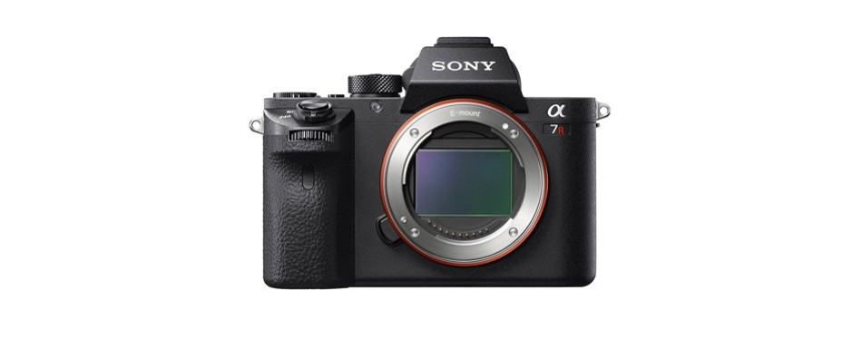 sony a7r ii full-frame mirrorless
