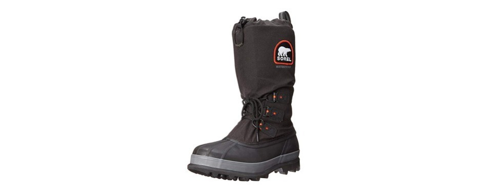 sorel bear extreme snow boot
