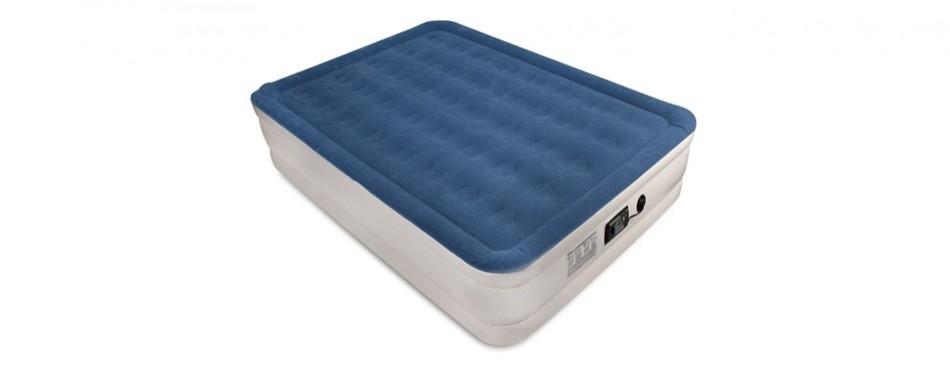 soundasleep dream series air inflatable mattress