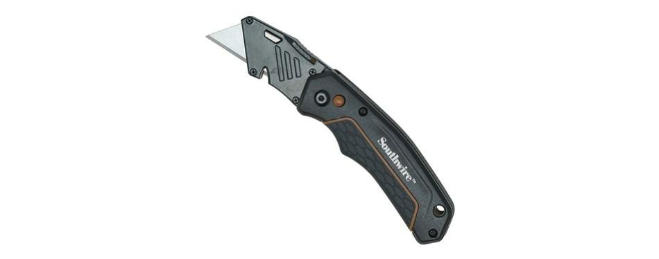 southwire utilqo folding utility knife