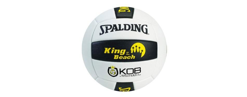 spalding king ofthe beach replica tour ball