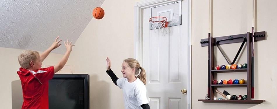 spalding nba slam jam over-the-door hoop