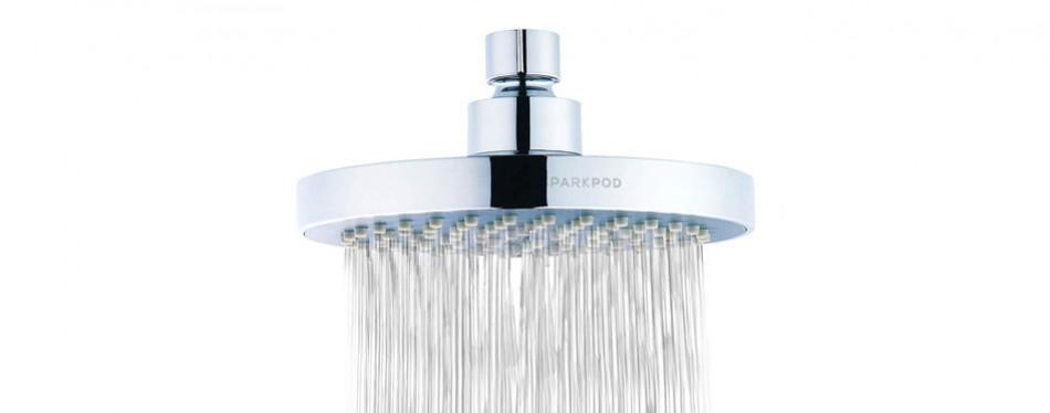 sparkpod high pressure rain shower head