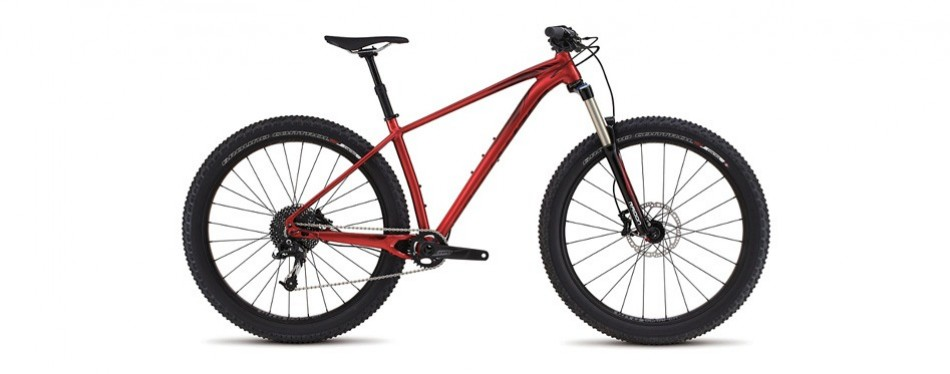 specialized fuse comp 6fattie mountain bike