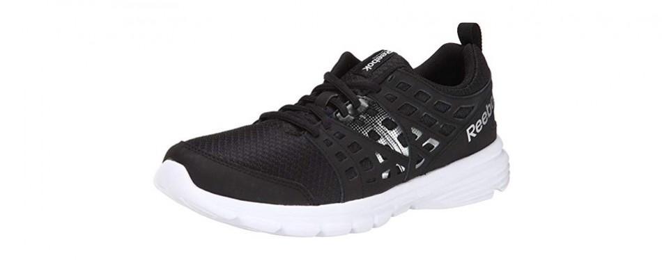 speed rise running shoe
