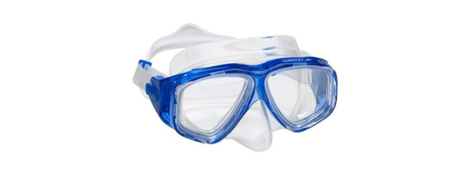 speedo adult recreational dive mask