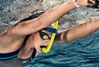 speedo bullet head swimmer's snorkel