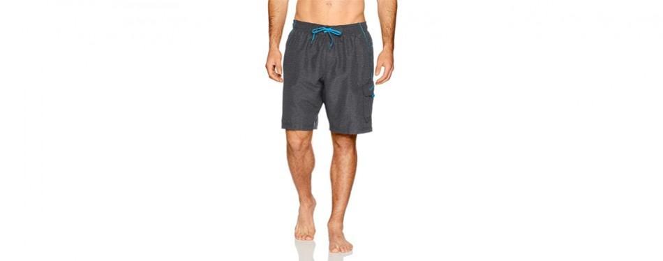 speedo men's marina core basic watershorts swimming trunk