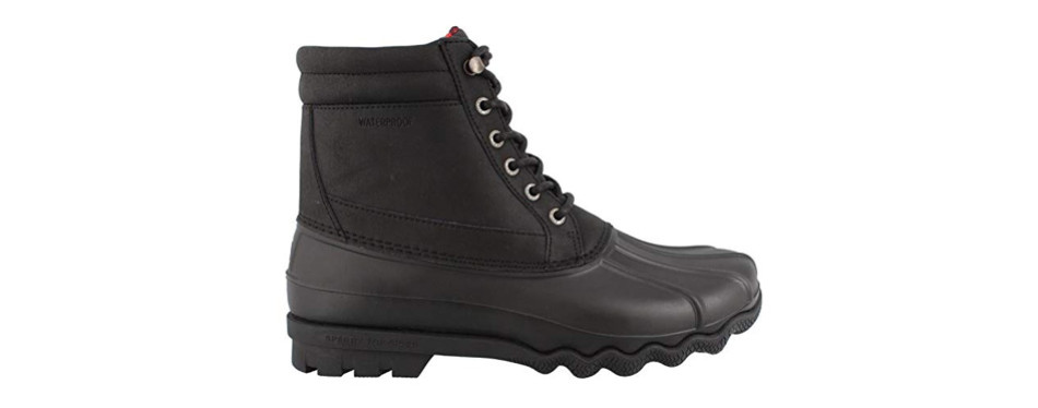 sperry brewster rain boots