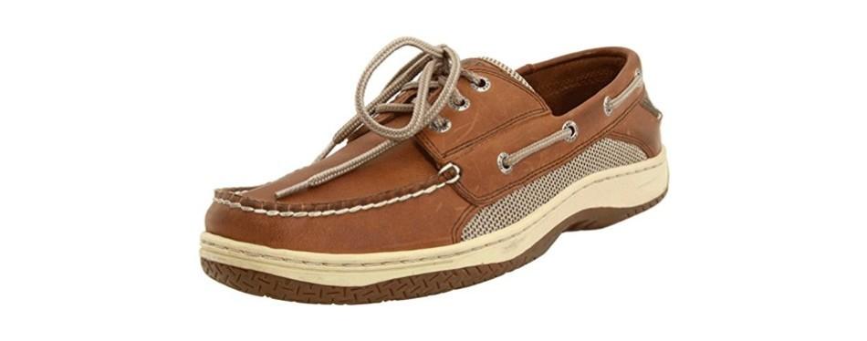 sperry top-sider billfish 3-eye boat shoe