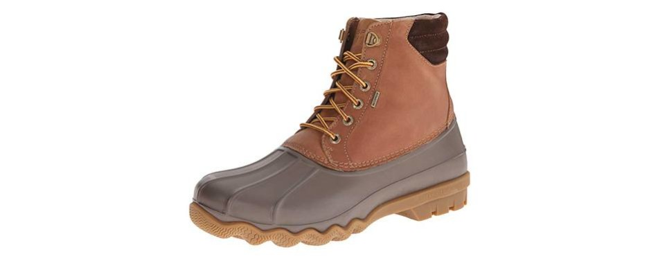 sperry top-sider duct chukka boots