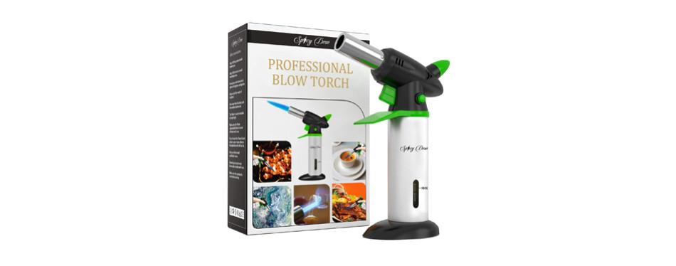 spicy dew blow torch