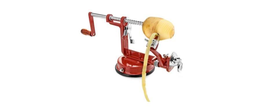 spiralizer's apple peeler