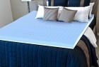splendoress 3 inch mattress topper queen size