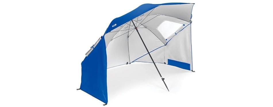 sport-brella portable canopy and umbrella