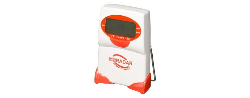sports sensors swing speed radar