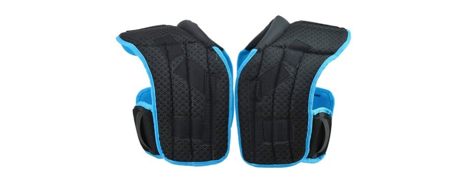 sports unlimited prospect pro adult football shoulder pads