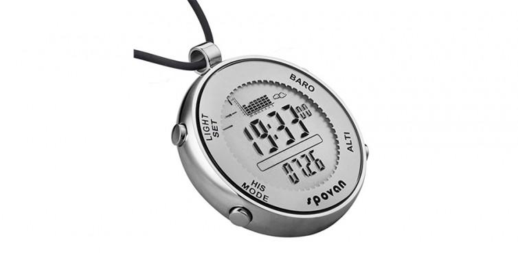 spovan outdoor waterproof pocket watch