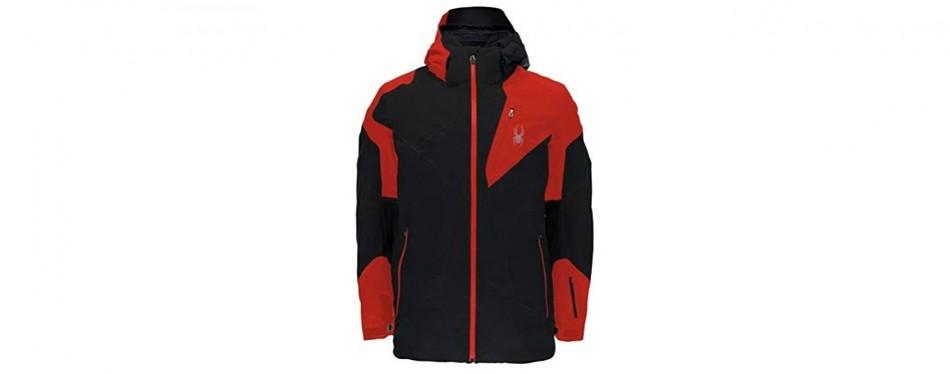 spyder leader ski jacket