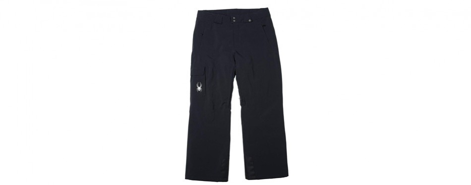 spyder men's troublemaker ski pants