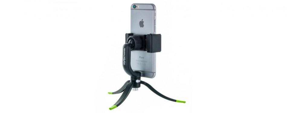 square jellyfish smartphone tripod