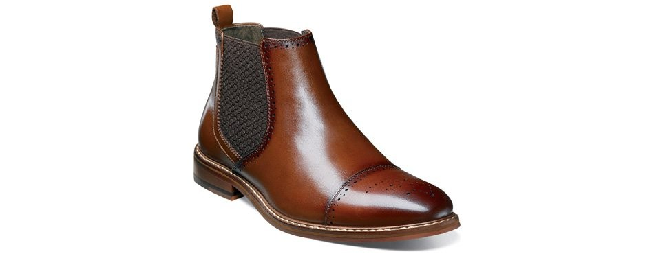 stacy adams alomar chelsea boots