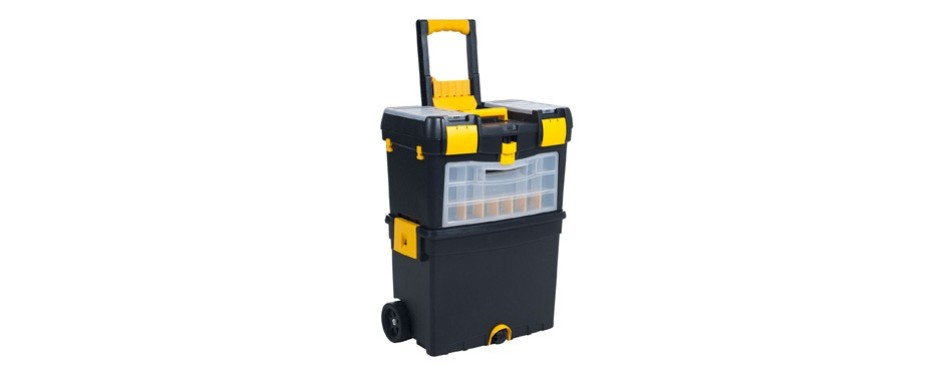 stalwart mobile workshop and tool box