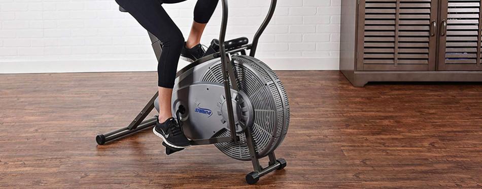 stamina ats air resistance exercise assault bike