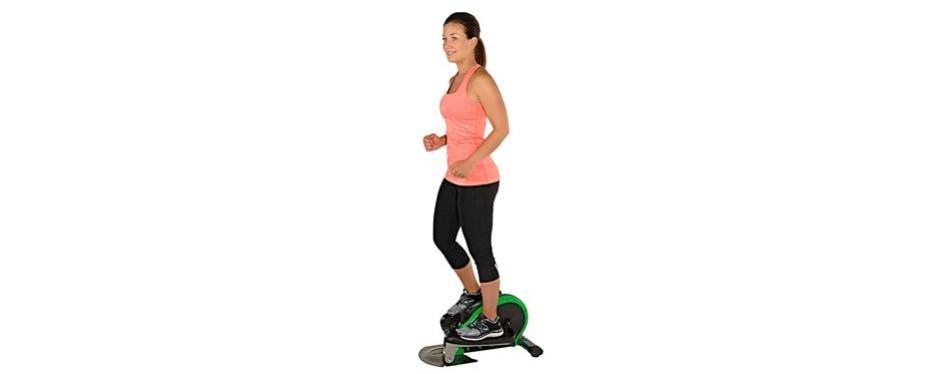 stamina inmotion elliptical machine trainer