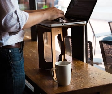 Stand Stand Portable Standing Desk