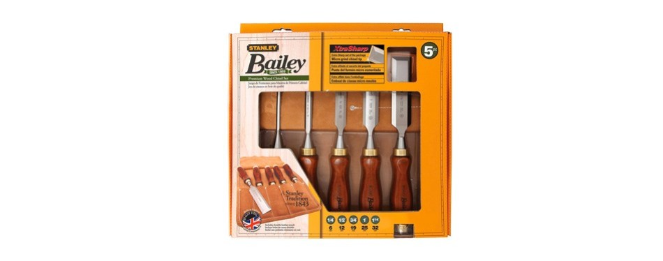 stanley 16-401 bailey chisel set