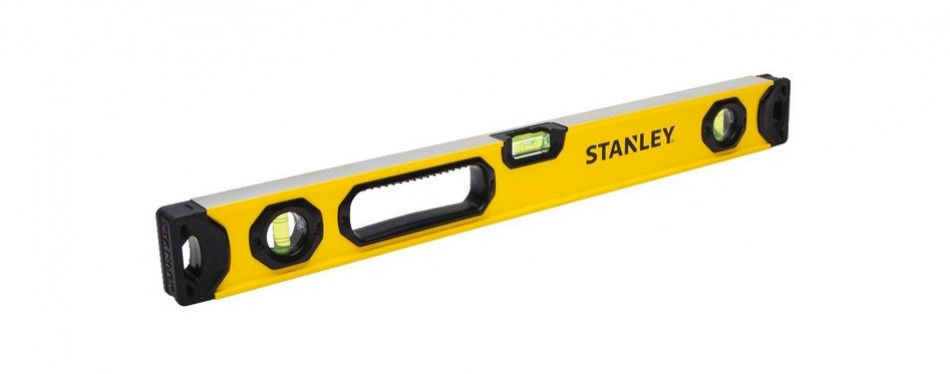 stanley tools 24-inch box level
