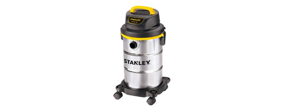 stanley wet/dry vacuum,