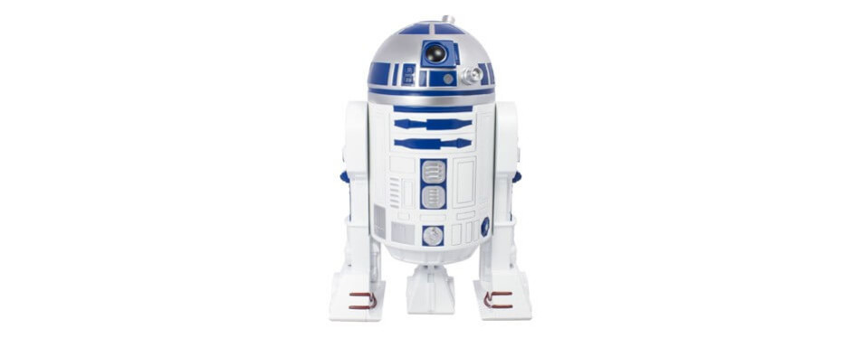 star wars r2d2 talking cookie jar