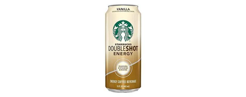 starbucks doubleshot energy drink coffee