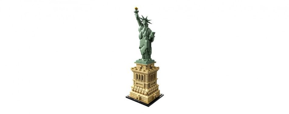 statue of liberty lego set