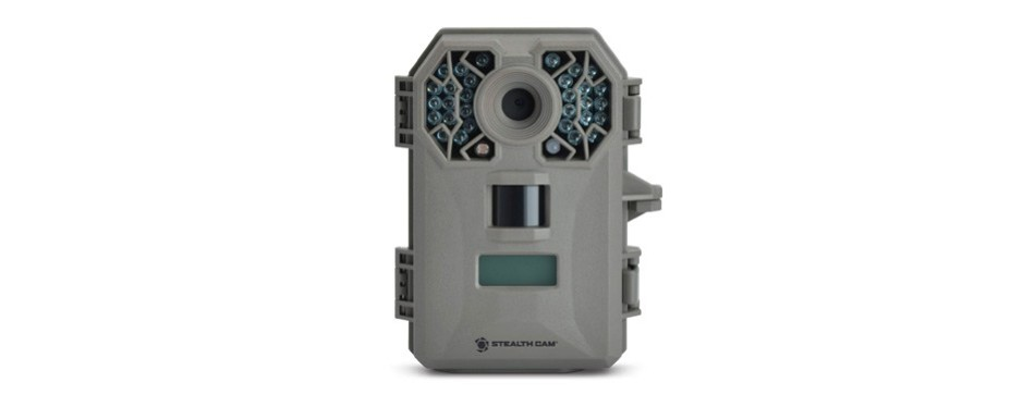 stealth cam g42 no-glo trail camera