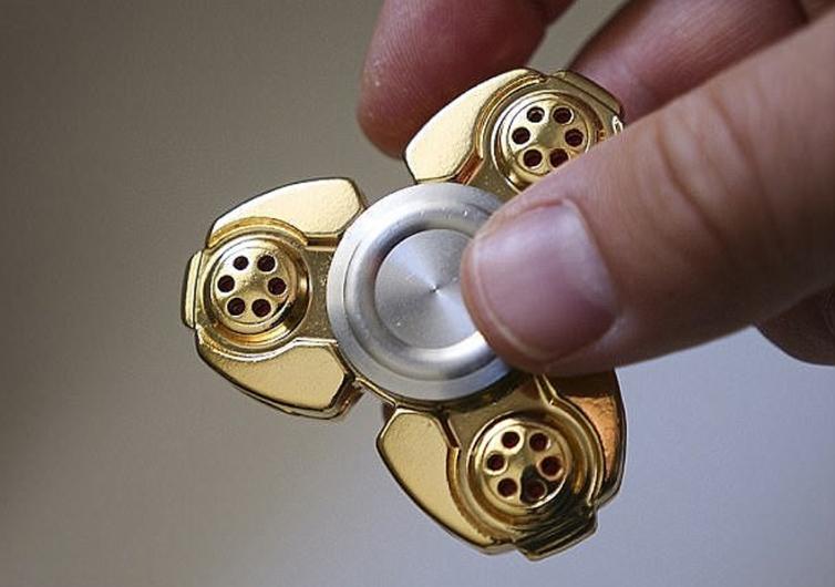 Stealth Fidget Spinner