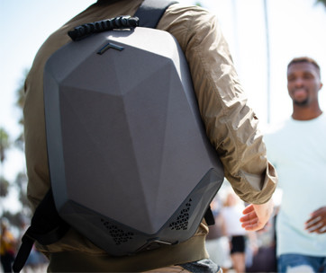 stealth labs speaker backpack