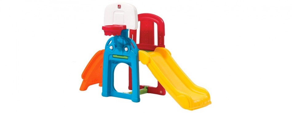 step 2 game time sports climber and slide