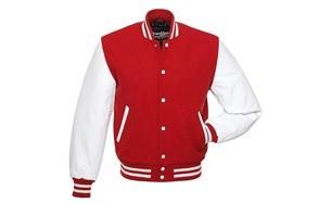 stewart & strauss original varsity letterman jacket